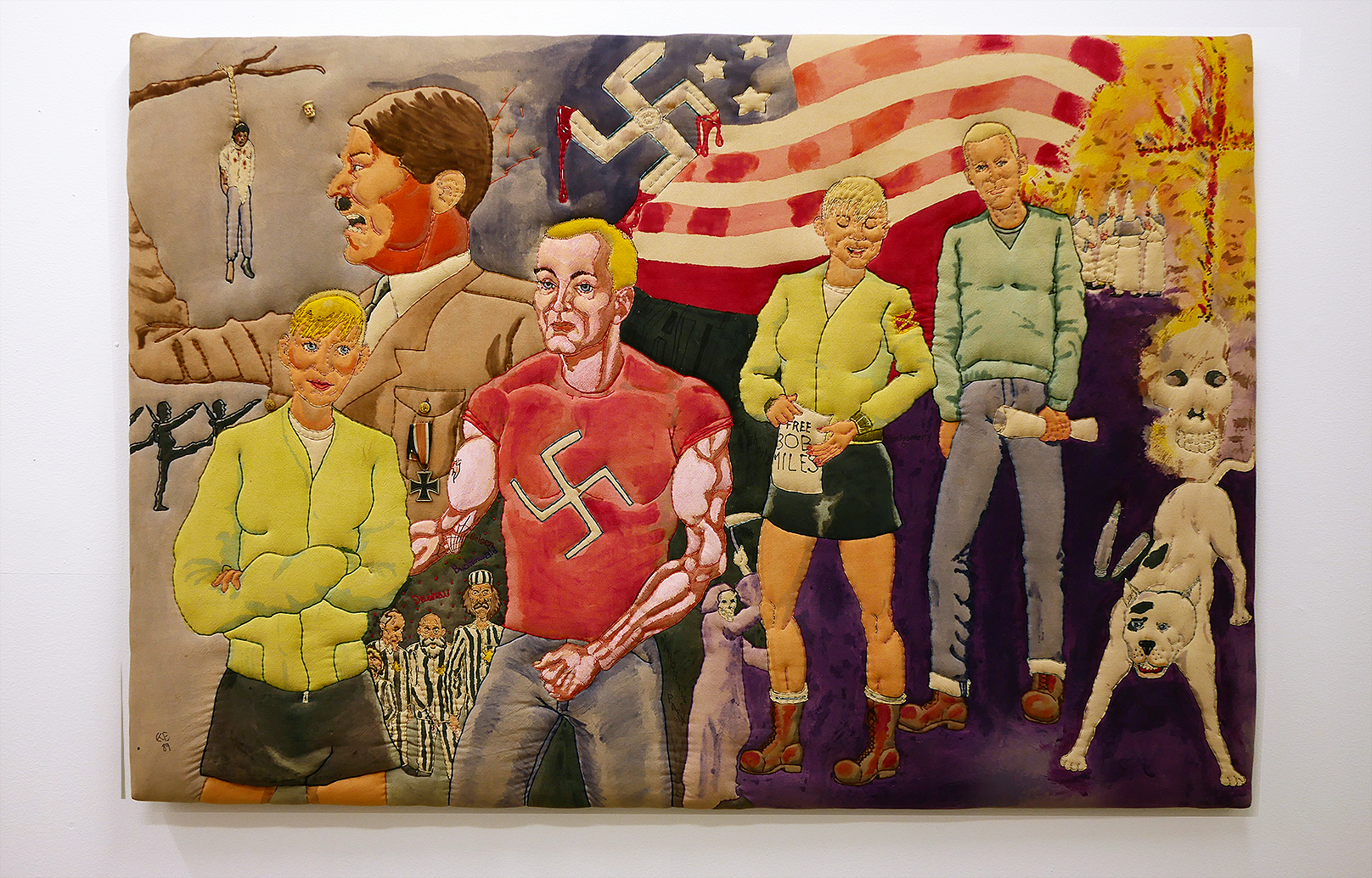 art, boyfriends chicago, Ken Ellis, gallery